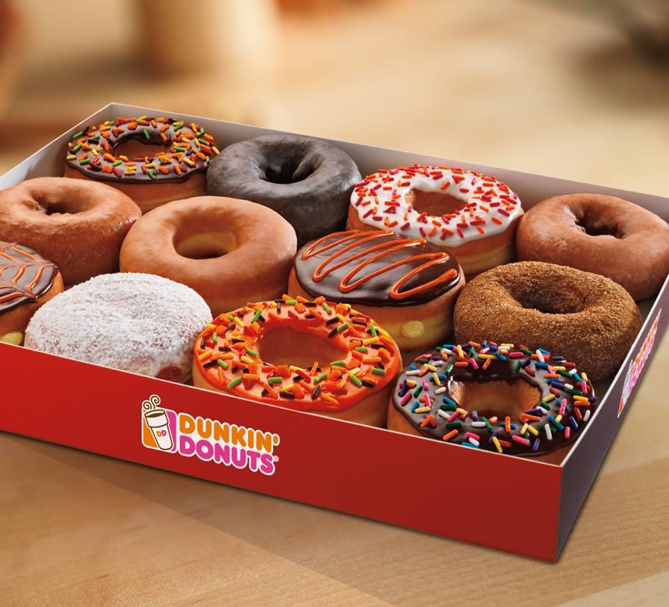 vision and mission statements of dunkin donuts Vision awards dunkin' donuts informs consumers of an ingredient statement change for the parent of the franchisor of dunkin' donuts and baskin-robbins.