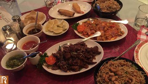 الأطباق الرئيسية في لوبستر ليك
