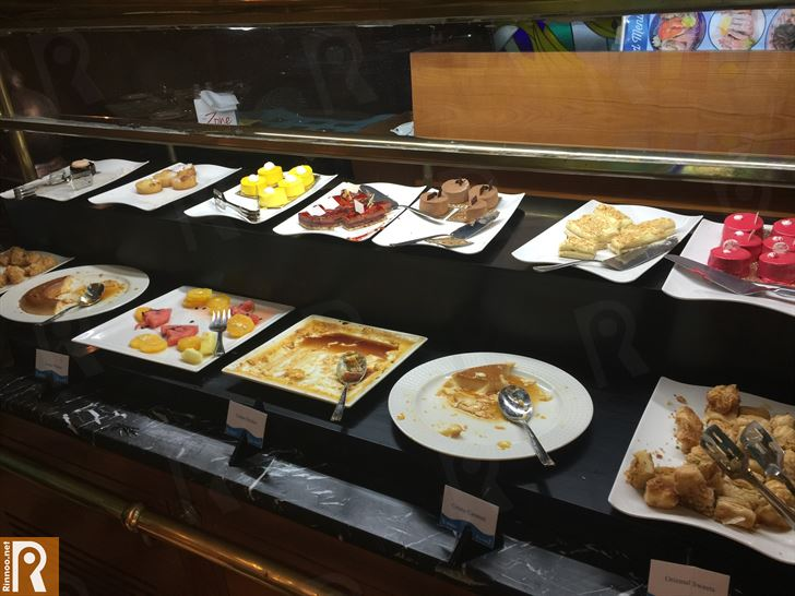 تفاصيل عن بوفيه مطعم النوخذة