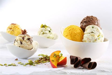 Mr. Baker's Summer Gelato Collection