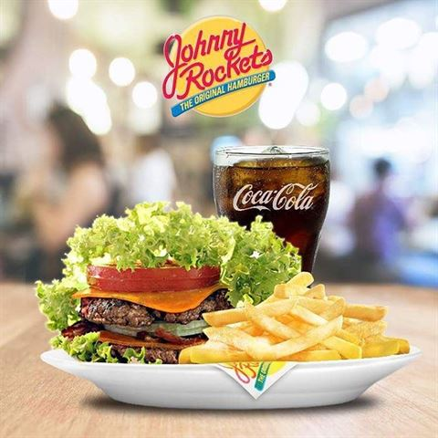 Photo 21783 on date 7 May 2016 - Johnny Rockets Restaurant