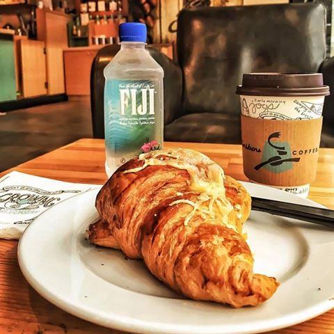 الصورة 21908 بتاريخ 8 مايو / أيار 2016 - قهوة كاريبو