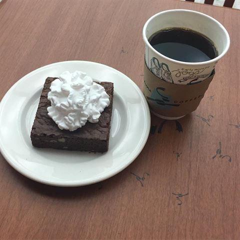 الصورة 21911 بتاريخ 8 مايو / أيار 2016 - قهوة كاريبو