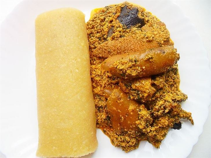 Egusi and Ogbono