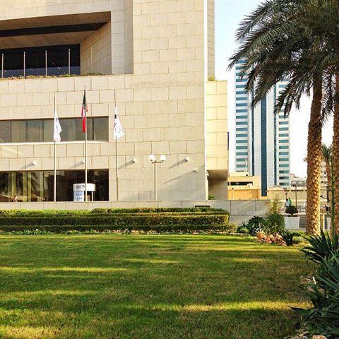 الصورة 25987 بتاريخ 25 يونيو / حزيران 2016 - بنك الكويت الوطني - فرع المطار (السوق) - الكويت