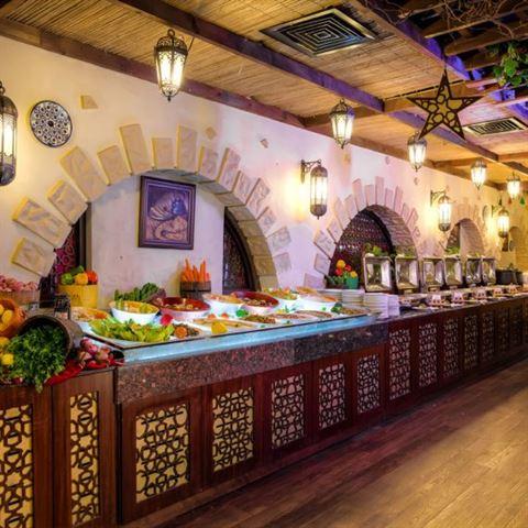 عرض إفطار مطعم ريم البوادي في رمضان 2016