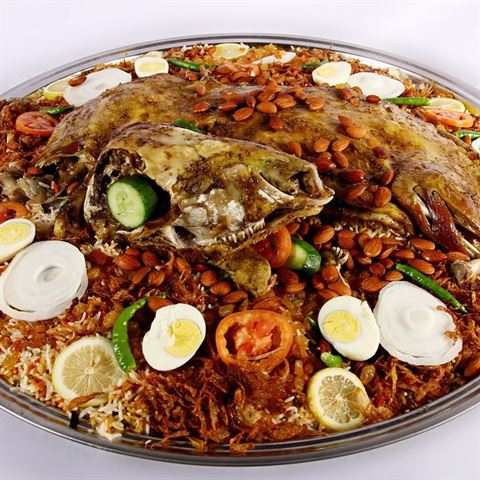 عنوان ورقم مطعم كبريتوز للمندي والحنيذ في دبي