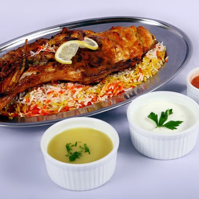عنوان ورقم مطعم كبريتو للمندي والحنيذ في دبي