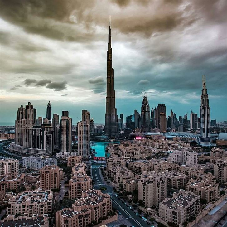 5 Facts about Burj Khalifa