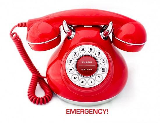 Main Emergency numbers in Dubai