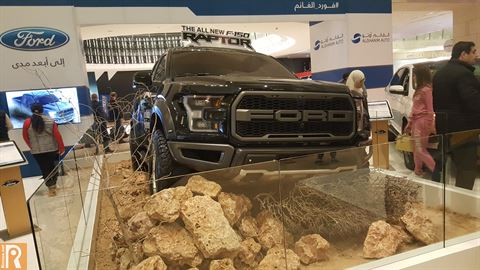 The New F150 Raptor by Ford
