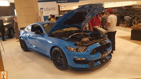 The amazing Ford Mustang Shelby GT 350