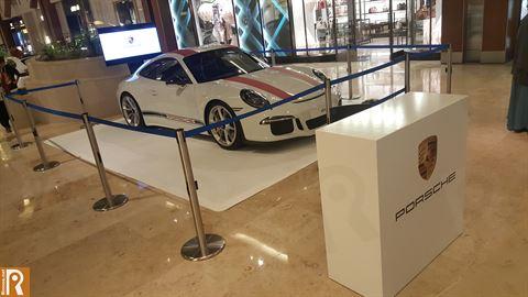 The Porsche Turbo 911