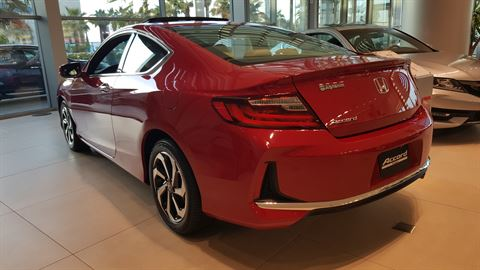 Accord Coupe 2017