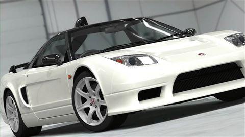 2005 Acura NSX-R GT