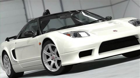 أكيورا إن إس إكس آر جي تي 2005 NSX-R GT