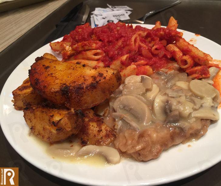 Dinner at Fashion Way Salmiya
