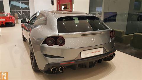 Ferrari GTC4 Lusso - Rear
