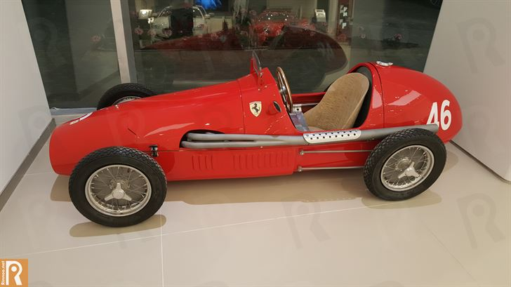 1952 Ferrari 500 F2