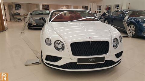 Bentley GTC V8S