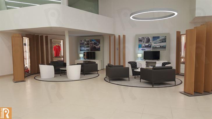 Bentley Lounge
