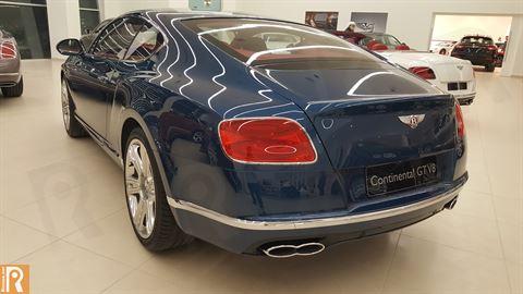 Bentley Continental GT V8 - Rear