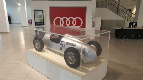 أودي 1936 اتحاد السيارات نوع ج - نموذج
