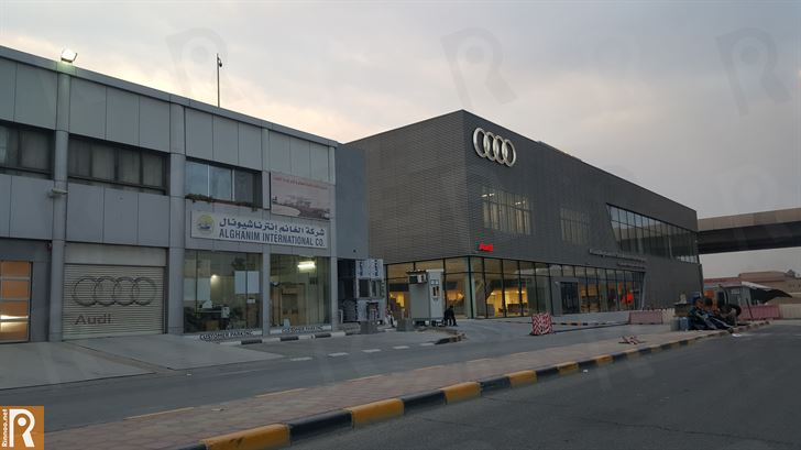 أكبر مركز أودي في العالم.. سيفتتح في الكويت!