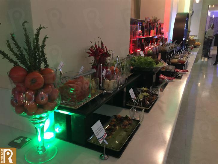 بالصور.. ليلة ايطالية رائعة في فندق سفير الفنطاس