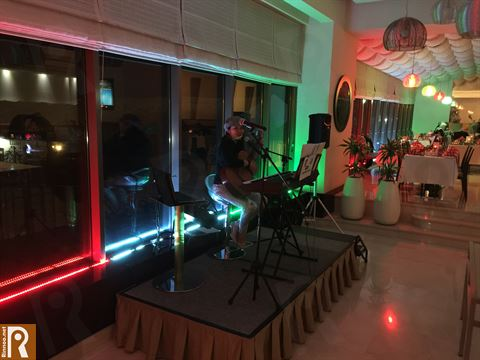 Great Italian Night at Safir Fintas Hotel