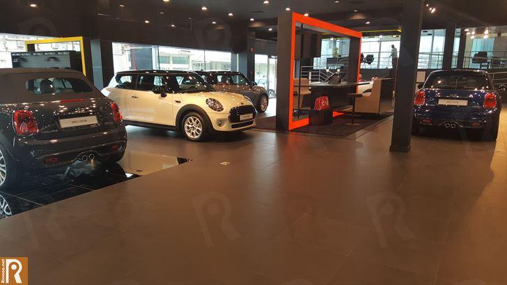 Ali Alghanim & Sons Cars Showroom - Mini