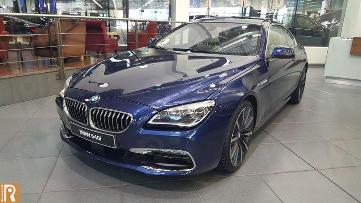 BMW 6-Series 640i