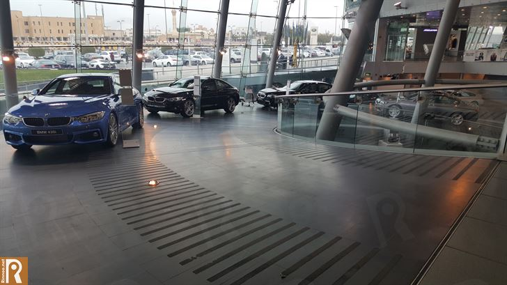 Ali Alghanim & Sons Cars Showroom - BMW