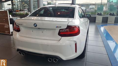 BMW M2 - Rear