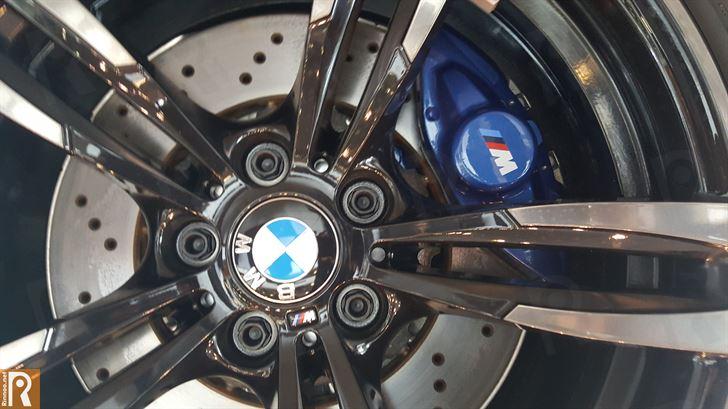 BMW M Power Rim