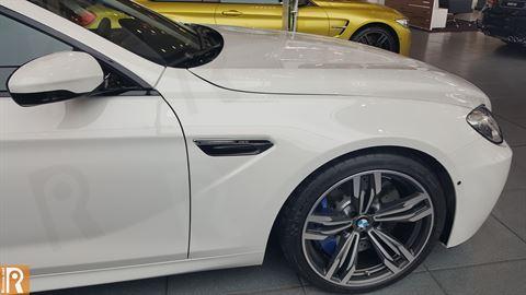 BMW M6 - Side