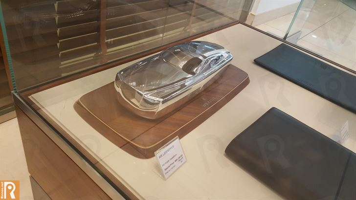 Rolls-Royce Wraith - Display Model