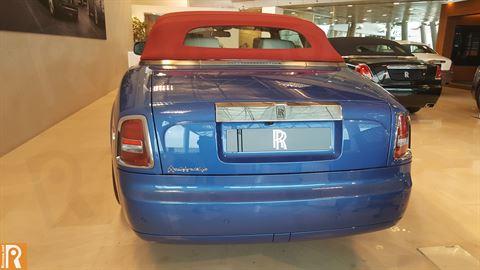 Rolls-Royce Phantom Drophead Coupe - Rear