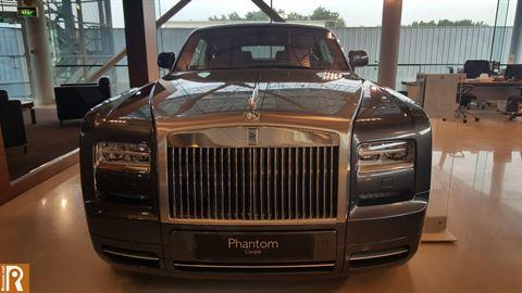 Rolls-Royce Phantom Coupe - 185,000 KD