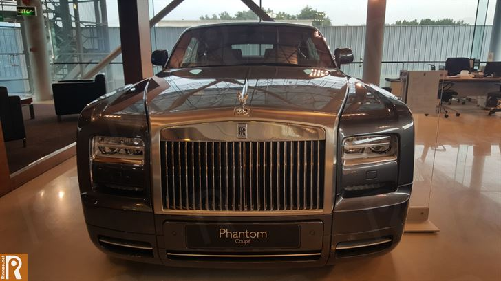 Rolls-Royce Phantom Coupe - 185,000 KD