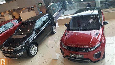 Land Rover - Discovery Sport ,Range Rover Evoque