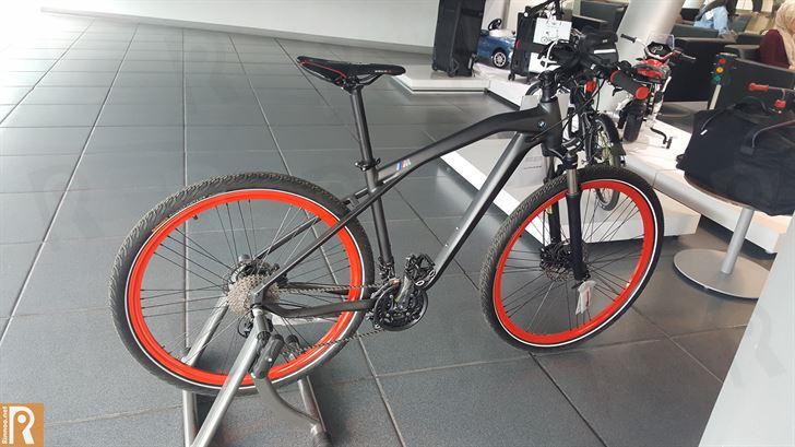 دراجة بي ام دبليو كروز ام