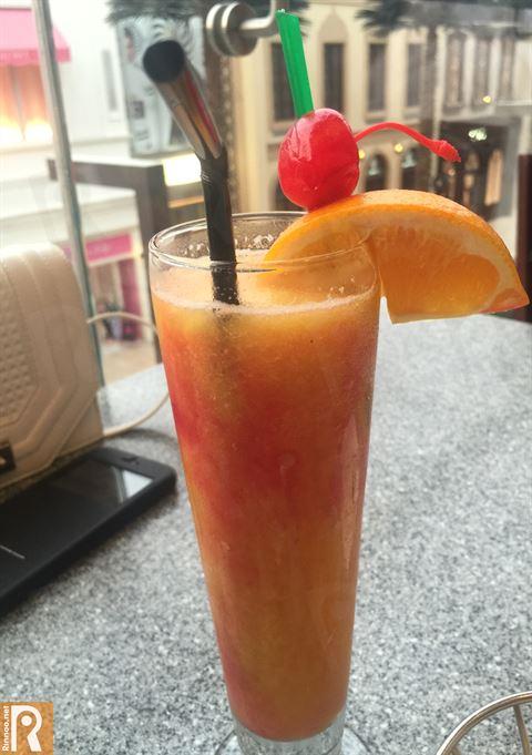 Bahama Mama Juice