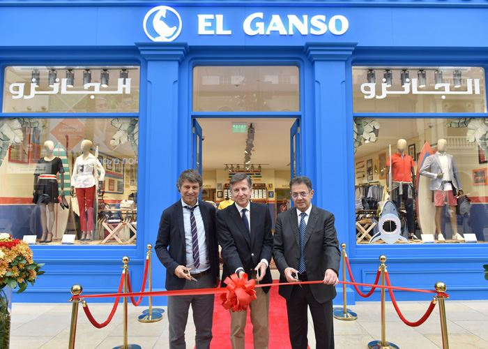 El Ganso Fashion Brand opens first store in Kuwait
