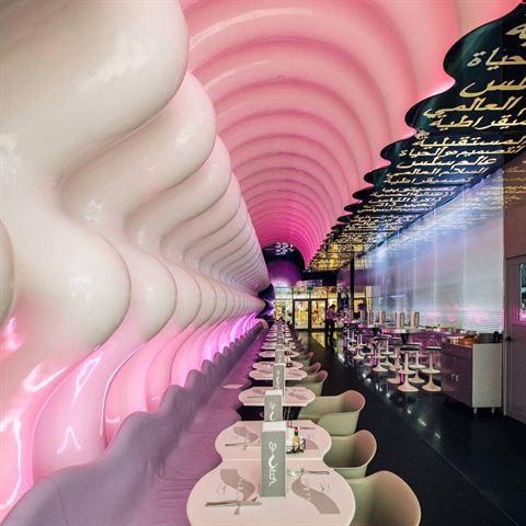 الصورة 46487 بتاريخ 12 أكتوبر 2017 - مطعم سويتش - وسط المدينة (دبي مول)، الإمارات