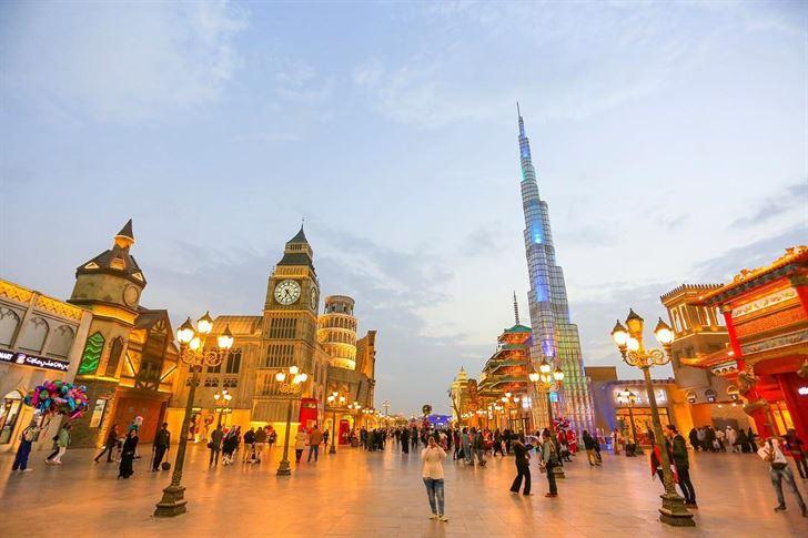 Dubai Global Village 2017 - 2018 Season Opening Date