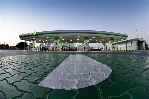 """قريبا.. """"الأولى للوقود"""" ستعيد افتتاح محطتها النموذجية السادسة عشر (الجابرية)"""