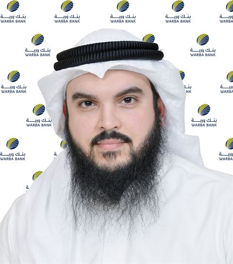ثويني خالد الثويني، نائب رئيس المجموعة المصرفية للاستثمار في بنك وربة