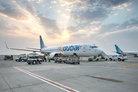 فلاي دبي تعزز حضورها في موسكو برحلات الى مطار شيريميتيفو