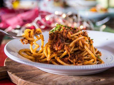 Photo 47293 on date 28 October 2017 - Trattoria Toscana Restaurant - Al Sufouh 1 (Souk Madinat Jumeirah), UAE